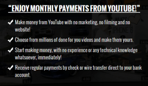 Make Passive Income from Youtube