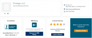 Swagbucks BBB Review