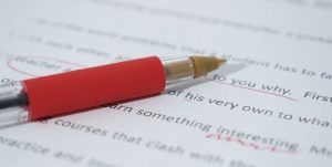 Make Money at Home as a proofreader
