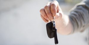 Make Money by Renting a Car