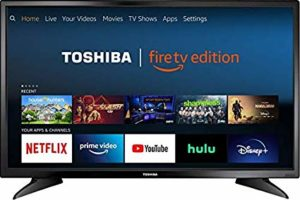 Toshiba tv for netflix