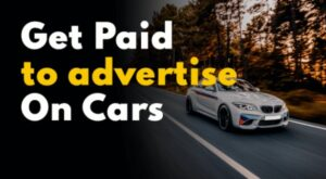 Advertise on your car