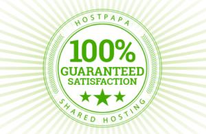 Hostpapa service guarantee