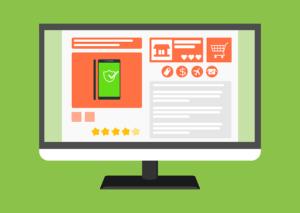 Create e-commerce Website