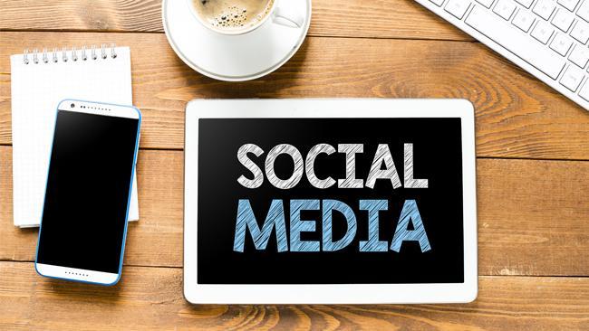 find social media job