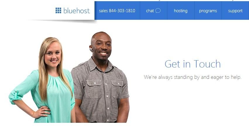 Bluehost Customer Support