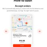 DoorDash delivery service