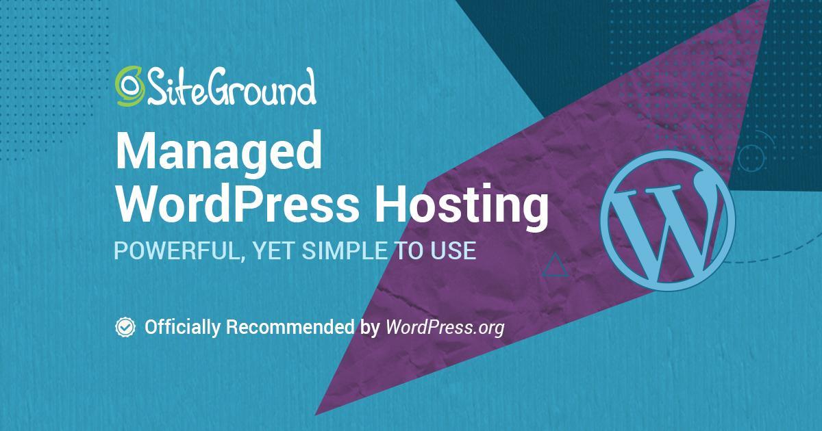Siteground Wordpress