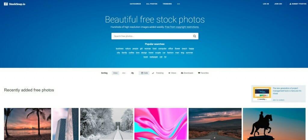 Vendere su siti di fotografia di stock