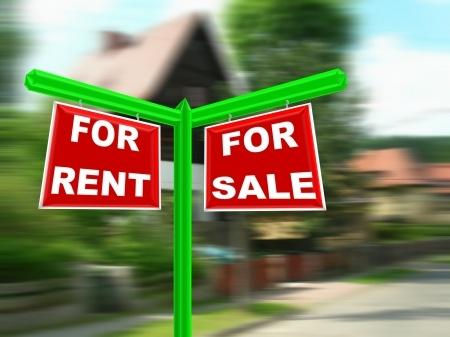 . Buy a House and Rent it out