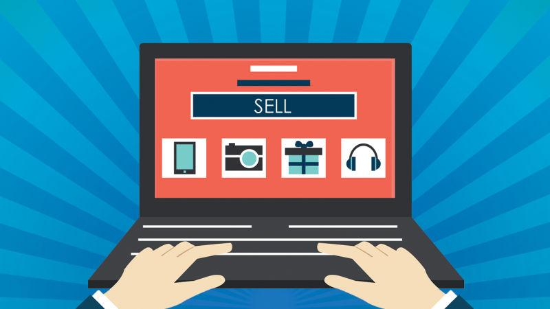 Vendere roba online