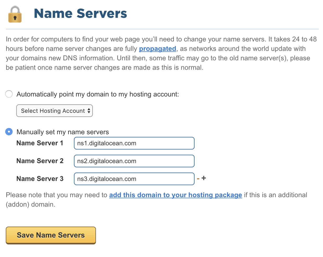 Advanced Server Management