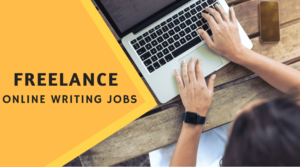 Freelance writer jobs for beginners