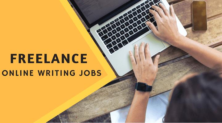 Freelance writer jobs for beginners