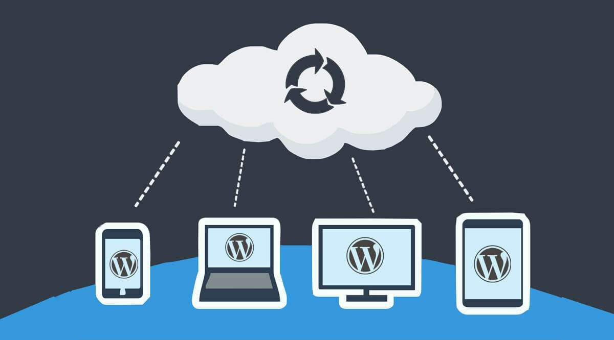Automatic WordPress Site Backups