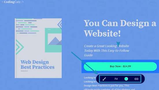 Call to Action (CTA) with Leadpages