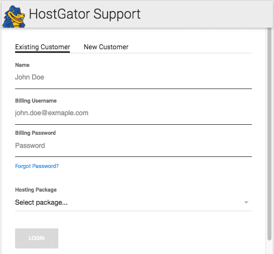 Hostgator India Support