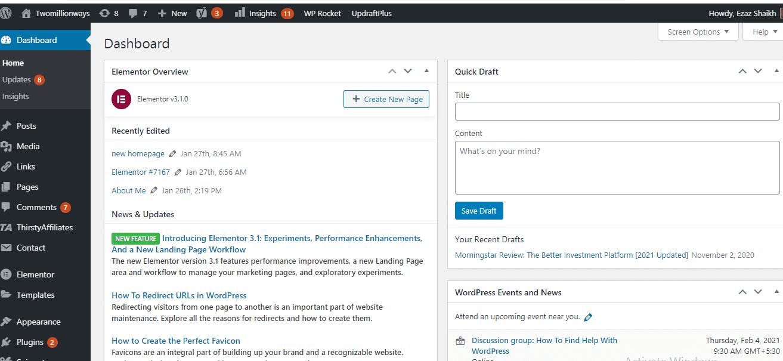 Blogger vs. WordPress SEO
